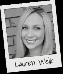 bio Lauren Welk